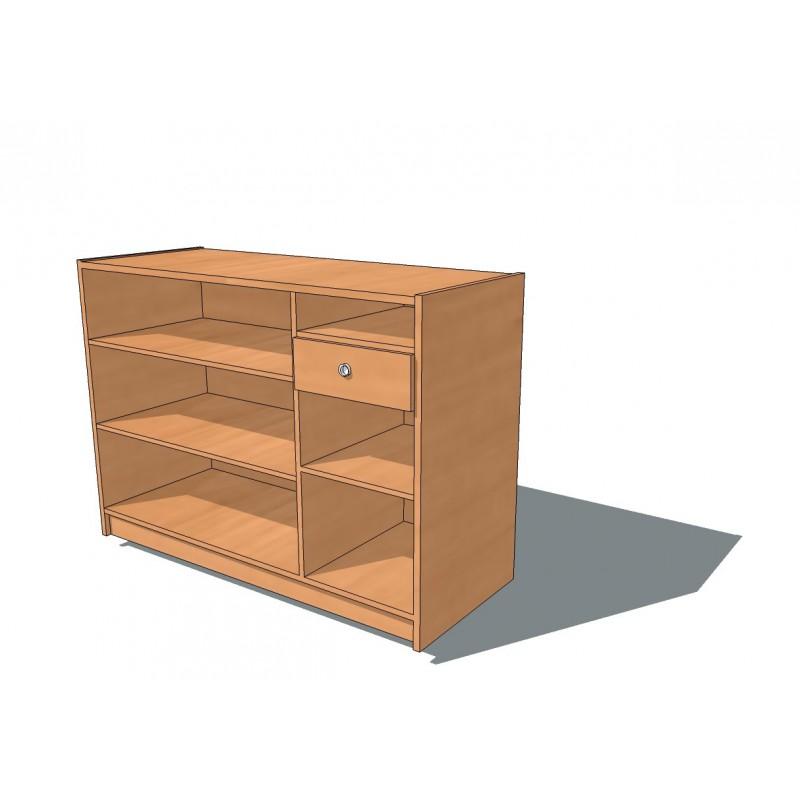 Mostrador madera natural barnizado - Limpieza de madera barnizada ...